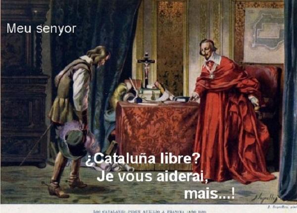 LA CATALUÑA DE RICHELIEU