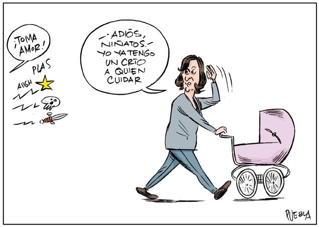 Carolina Bescansa dimite como miembro de la Ejecutiva de Podemos