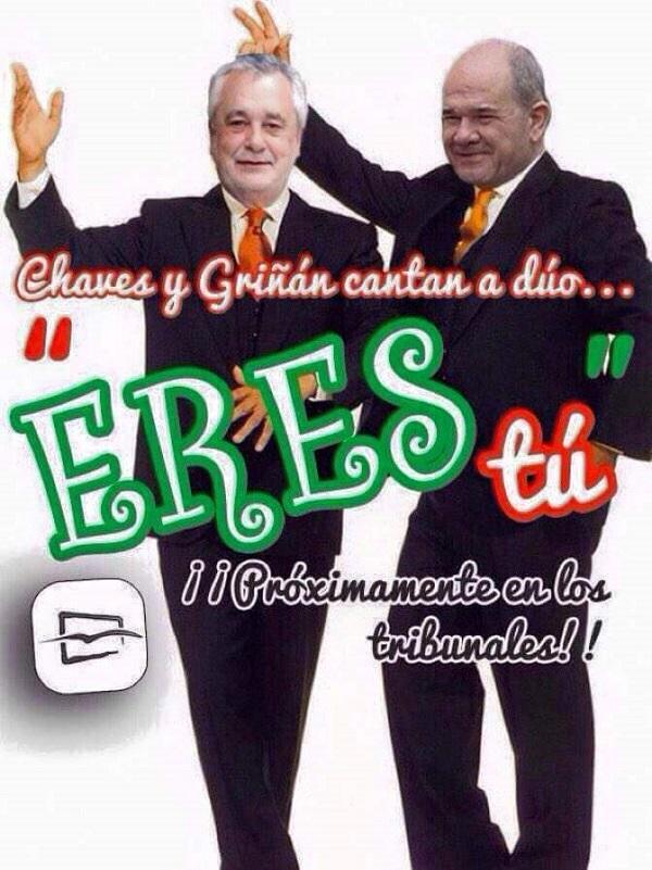La Audiencia de Sevilla confirma  acusaciones contra Chaves y Griñán caso ERE