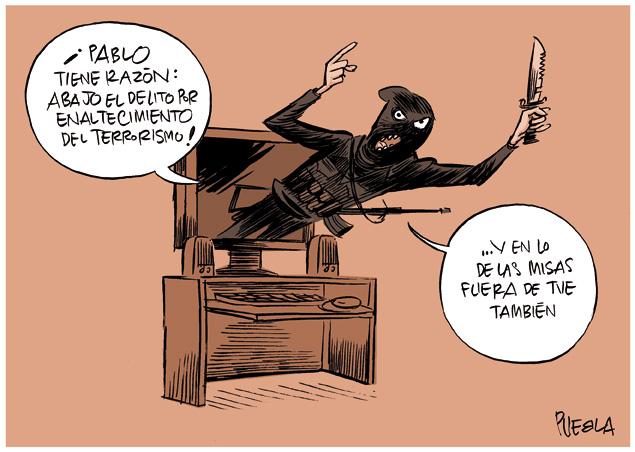 EL TERRORISMO Y SUS APOLOGETAS