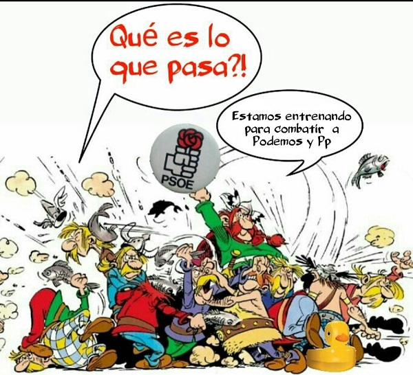 EL SÁNDWICH DE CASÁLS SE QUEMÓ EN LA PLANCHA