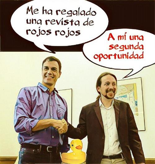 IGLESIAS, PORTAVOZ PARLAMENTARIO DEL PSOE