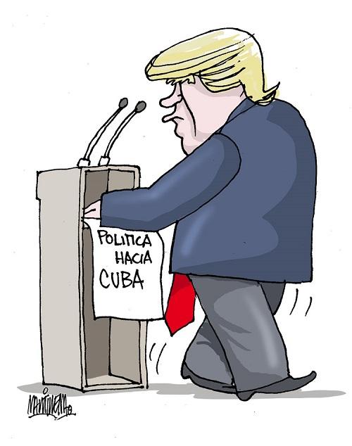 TRUMP Y CUBA