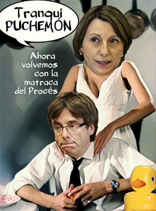 UN IMBÉCIL EN EL GOVERN