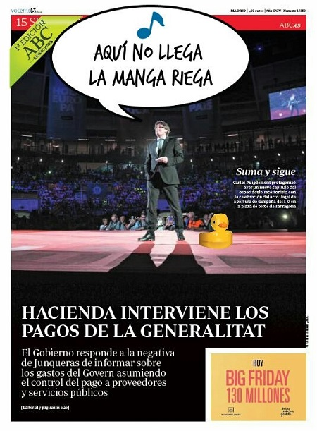 HACIENDA » INTERVIENE » LA GENERALITAT