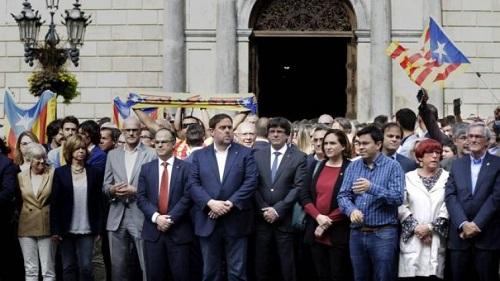 UNIDAD CONSTITUCIONAL IMPRESCINDIBLE ANTE EL GOLPE