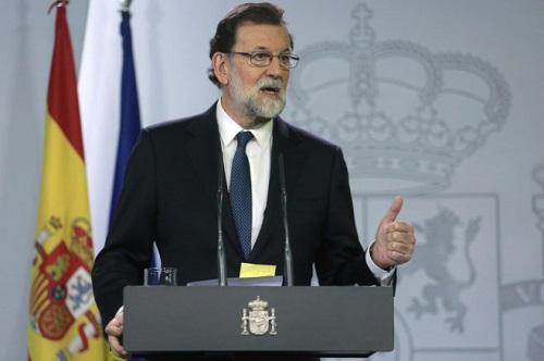 EL GOLPE DEMOCRÁTICO DE RAJOY