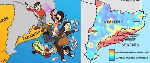"""LAS """" CRÓNICAS DE TABARNIA """": EL RUFIÁN, LA DONCELLA Y EL ARMARIO"""