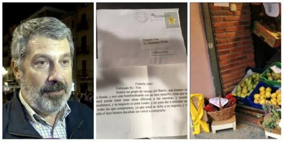 CARTA A LOS INDEPENDENTISTAS