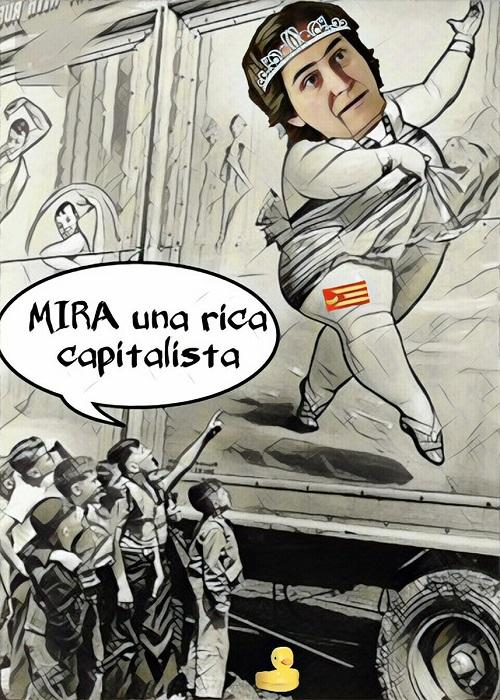 EL JUICIO DE LAS CALCETERAS