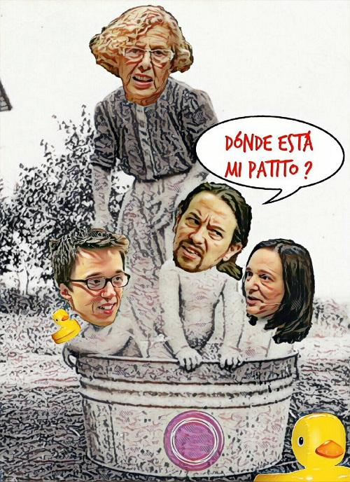 CON EL PSOE, JAMÁS
