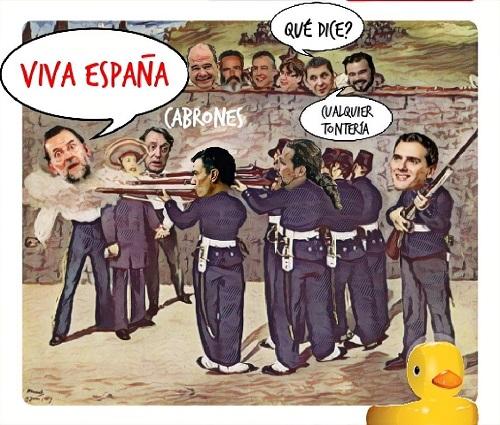 Chantaje de Sánchez a la democracia
