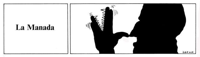 » LA MANADA «: OTRA DECISIÓN CONTROVERTIDA
