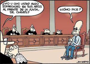 LA IMPUNIDAD DE CHAVES