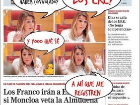 SUSANA DÍAZ: ESPECTÁCULO INSERVIBLE EN LA COMISIÓN DE LOS ERE