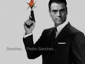 SÁNCHEZ PERVIERTE LA CAMPAÑA