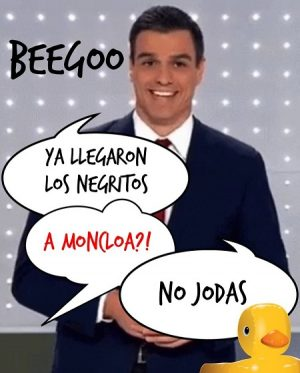 LA DOBLE MORAL MIGRATORIA DE SÁNCHEZ