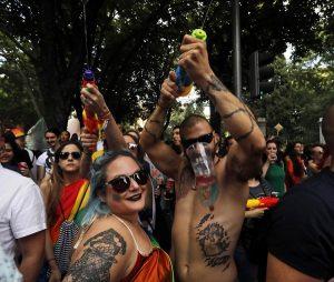 NO ESTOY DE ACUERDO, NI COMPARTO EL ORGULLO GAY