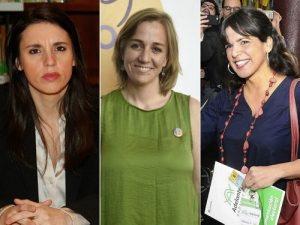 IRENE, TANIA Y TERESA