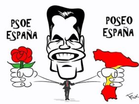 ESPAÑA DESVERTEBRADA