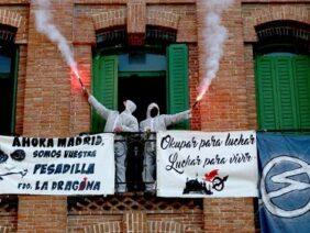EL 4 DE MAYO SERÁ EL 2 DE MAYO FRENTE A LOS OKUPAS SOCIAL COMUNISTAS DEL PODER