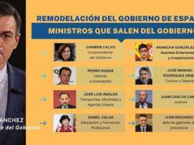 MINISTROS QUE SON PIEDRAS EN EL CAMINO